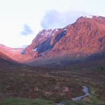 The Ben in early evening